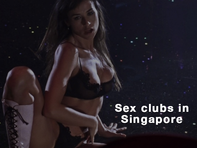 Swinger party singapore